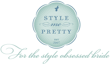 style me pretty Ferrell and Allen southern charm outdoor wedding spring summer tent